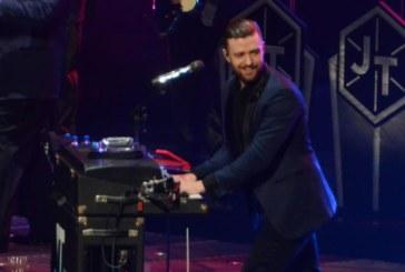 Justin Timberlake en soirée d'ouverture de la 13e édition du Festival Mawazine