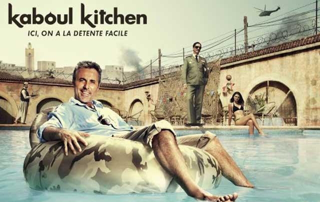 Série :  Le casting pour «Kaboul Kitchen 2» à Casablanca