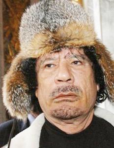 Libye : L'arsenal de propagande de Kadhafi