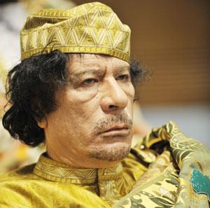Kadhafi tente de reprendre la main sur le continent