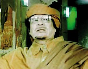 Libye : Contre-offensive de Kadhafi dans l'est du pays