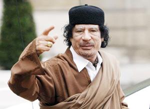 Libye : Mouammar Kadhafi continue à défier le monde