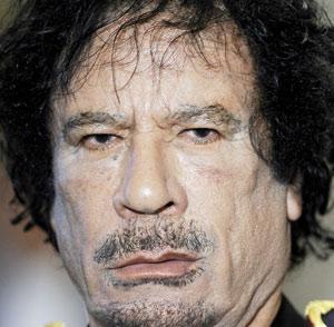 Libye : Kadhafi continue de puiser dans ses avoirs à l'étranger