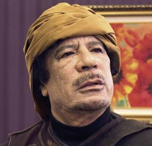 Selon le président mauritanien Mohamed Ould Abdel Aziz : «Kadhafi ne peut plus diriger la Libye»
