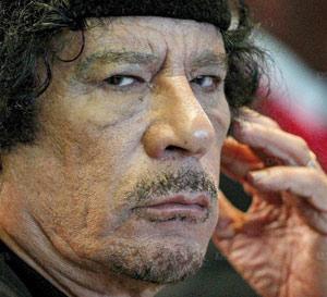 Libye : Kadhafi toujours combatif