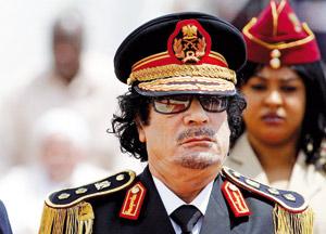 Libye : Kadhafi l'insaisissable, ses bunkers, cachettes et solutions de repli
