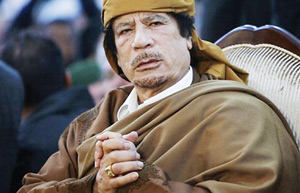 Libye : Renseignement humain et technique à la base de la traque de Kadhafi