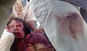 Kadhafi tué près de Syrte