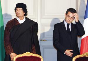 Libye : Un grave secret va entraîner la chute de Sarkozy selon le régime libyen