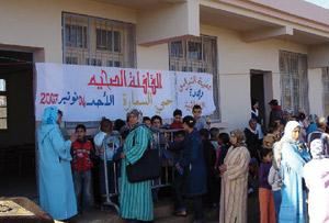 Rapport alarmant de l'UNICEF : 40% seulement des femmes rurales ont accès à un accouchement assisté