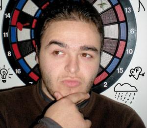 Karim Benkiran, un jeune designer prometteur