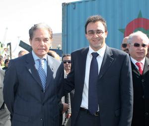 Transport maritime de marchandises entre le Maroc et la Tunisie : Un trajet en 3 jours au lieu de 14