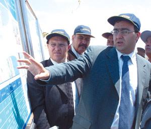 Port Tanger-Med : Les travaux avancent à grande vitesse