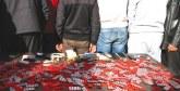 Oujda : Arrestation de 11 individus en flagrant délit de possession  de psychotropes