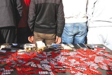 Casablanca : Hausse de la quantité de la drogue saisie entre mai 2016 et mai 2017