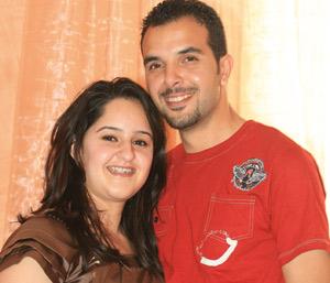 Kawtar et Redouane… Il était une fois un couple
