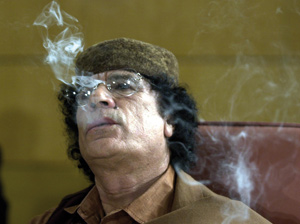 Libye : Kadhafi invite l'Inde, la Chine et la Russie à exploiter le pétrole