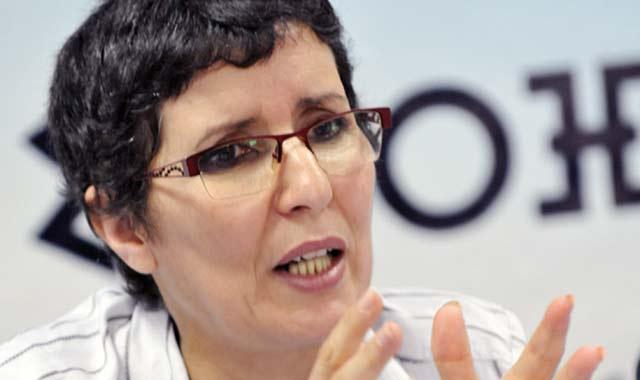 Khadija Ryadi reçoit le Prix de l'ONU pour les droits de l'Homme!