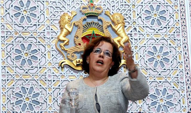 Khadija Rouissi :« L évolution du Maroc doit aller dans le sens de l abolition »