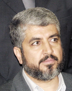 Le Hamas pose ses conditions