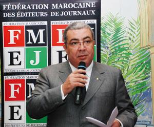 Khalil Hachimi Idrissi : «Nous réclamons une loi qui respecte le droit à l'information»