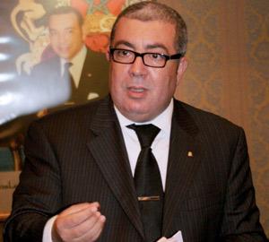 Khalil Hachimi Idrissi succède à Abdelmounaim Dilami à la tête de la FMEJ