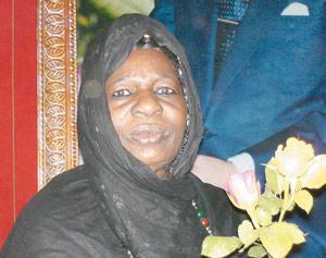 Khossifa Khayi, grand-mère et grande chanteuse
