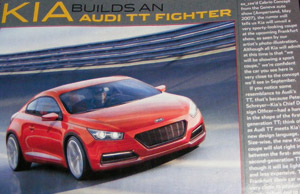 Kia Motors : Des modèles sportifs en gestation