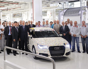 Audi A1 : Et cinq zéro de plus