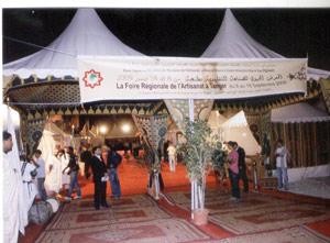 Tanger : Une foire pour la promotion de l'artisanat dans la région