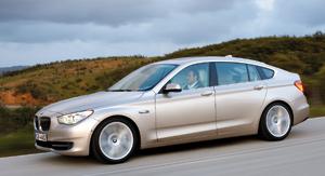 BMW Série 5 GT : l'hélice multi-segment
