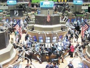 Bourse : New York s'allie à Tokyo