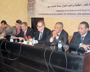 Oujda : Une campagne contre le blanchiment de capitaux