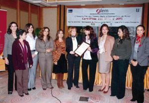 L'AFEM obtient un certificat de qualité pour ses activités
