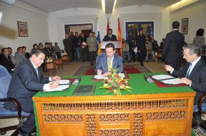 Agadir-Iles Canaries : Un mémorandum d'entente pour renforcer la coopération