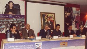 Première session régionale du parlement de l'enfant à Tanger