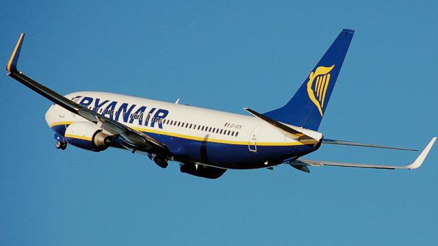 Ryanair : Perturbations au niveau de l'enregistrement en ligne