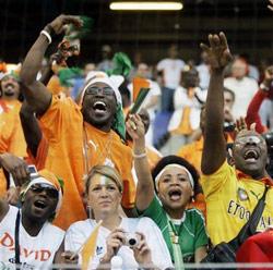 Mondial : l'humiliation des téléspectateurs africains ?