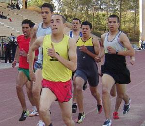 Meeting Oued Eddahab : Plus de  300 athlètes dans la course