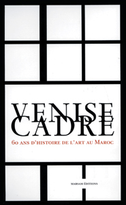«Venise Cadre» à livre ouvert