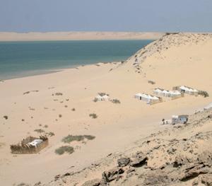 Dakhla fête la mer et le désert