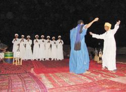 Zagora : La danse du sabre, un héritage de père en fils