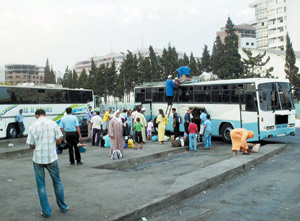 Aïd Al Adha : Mobilisation générale pour faire face à l'affluence des voyageurs