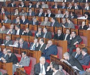 Moralisation : bras de fer au parlement