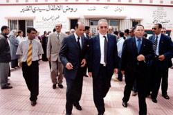 INDH : les chantiers de Hay Hassani