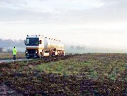 Carburant : ça roule moins pour les transporteurs