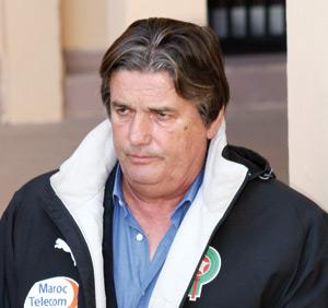 La Fédération royale marocaine de football met fin à son contrat avec l'entraîneur Henri Michel