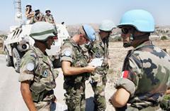 Israël maintient ses troupes au Liban