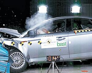Sécurité : L'Euro NCAP livre ses dernières «crashées»
