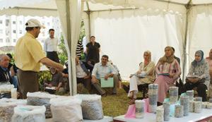 Tanger : formation sur la nutrition caprine